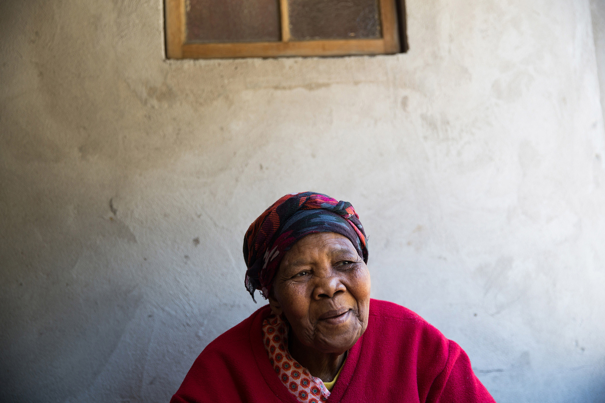 25 November 2018: Nomvula Ngubane cried and thanked God in isiZulu when she heard Clare Stewart's name again after so many years.