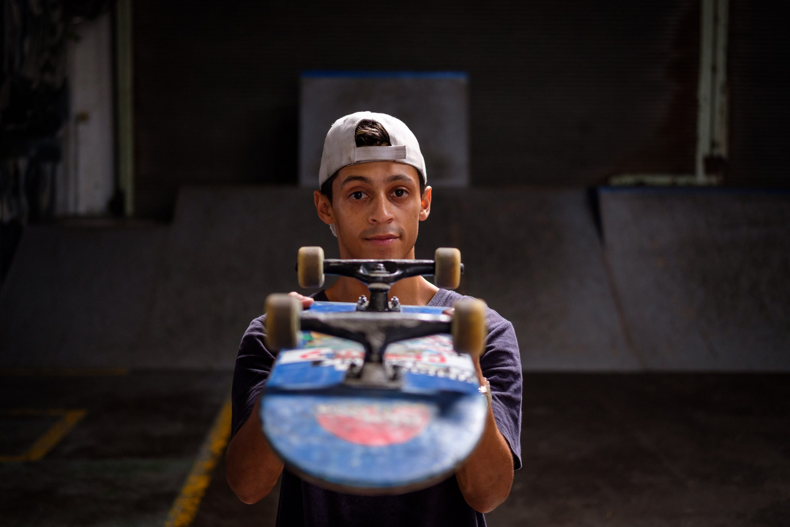 20 February 2020: Skateboarding makes its debut at this year's Olympic Games and Jean-marc Johannes has his sights set on representing South Africa.