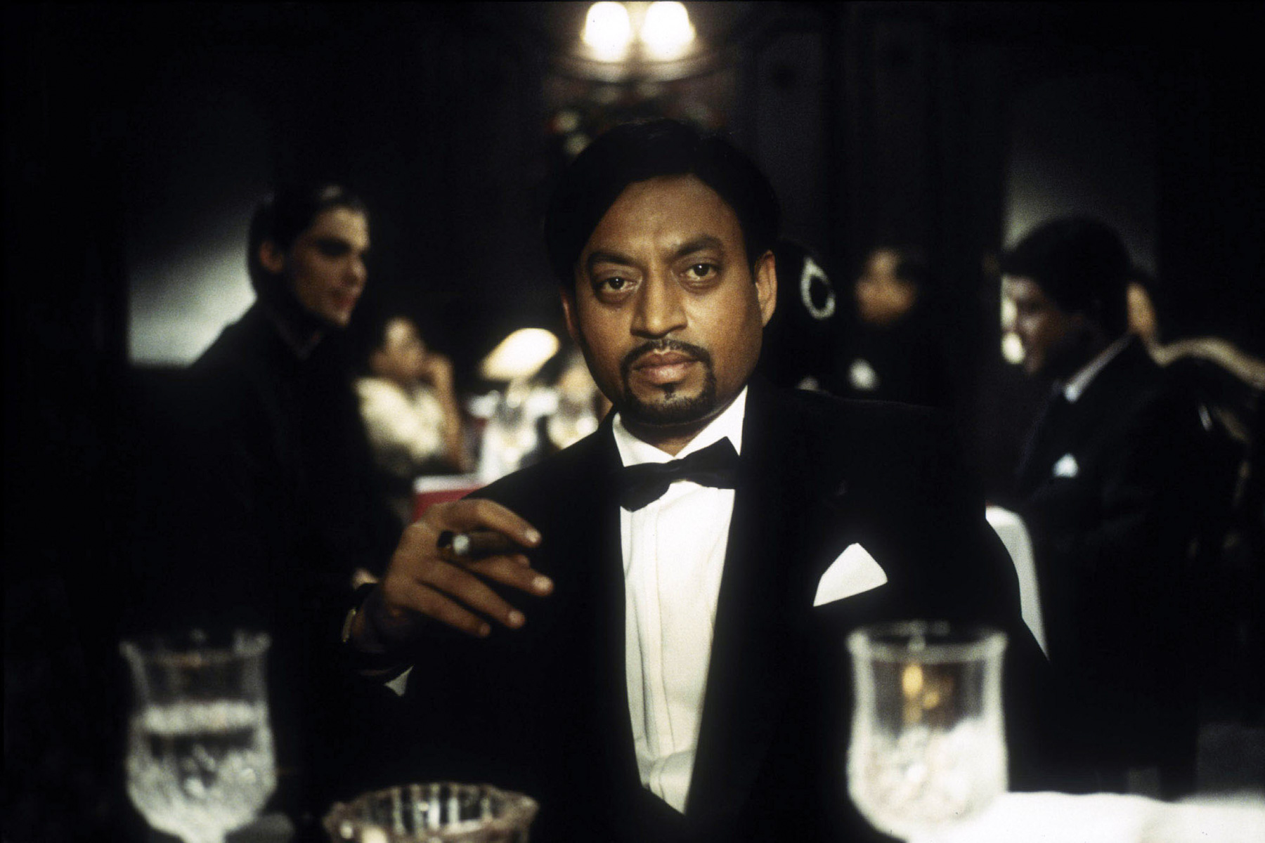 2004: Irrfan Khan as Yani in Shadows of Time, director Florian Gallenberger's first feature-length film. (Still from Shadows of Time)