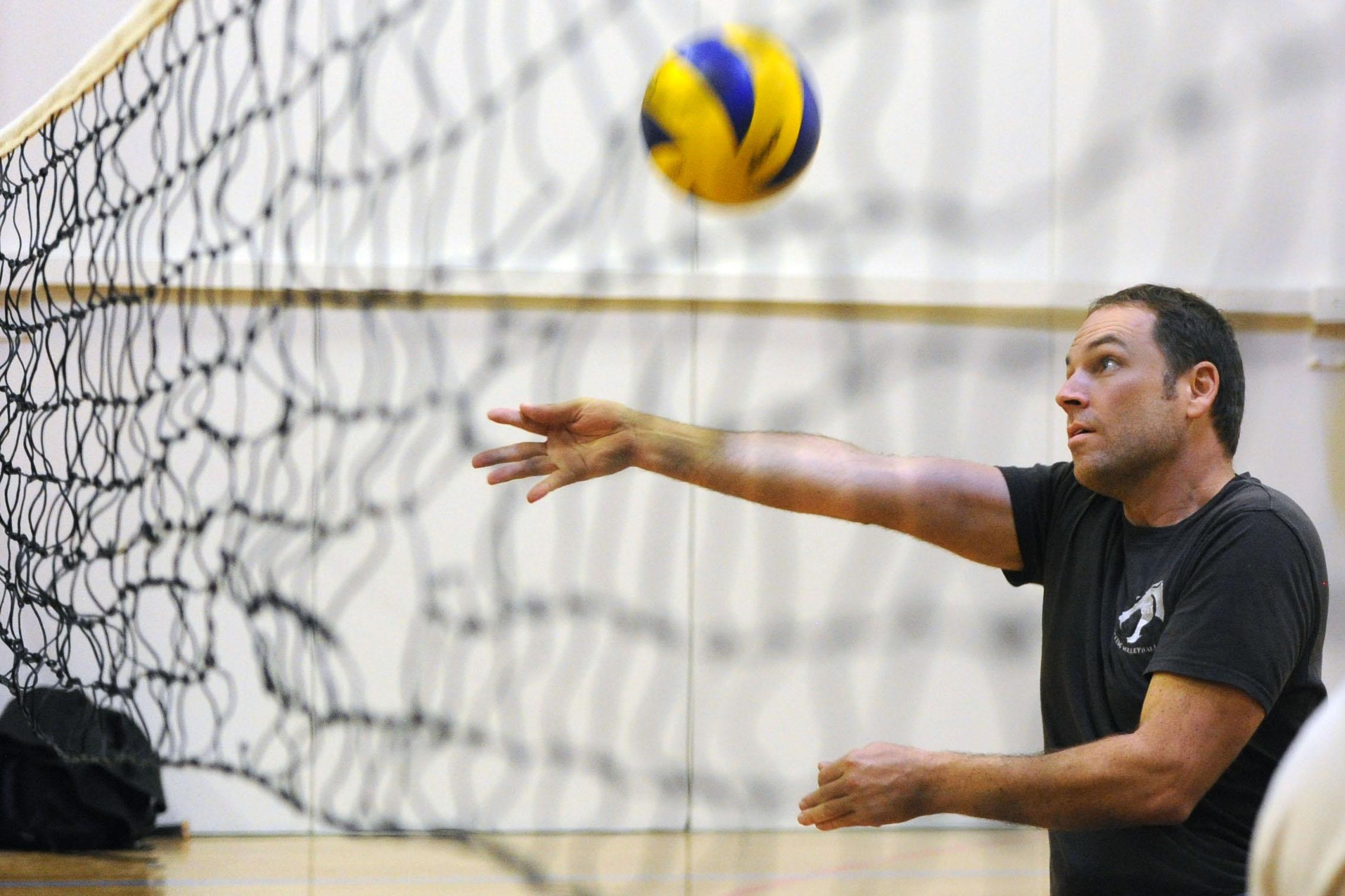 Anton Raimondo S Sitting Volleyball Mission In Sa New Frame