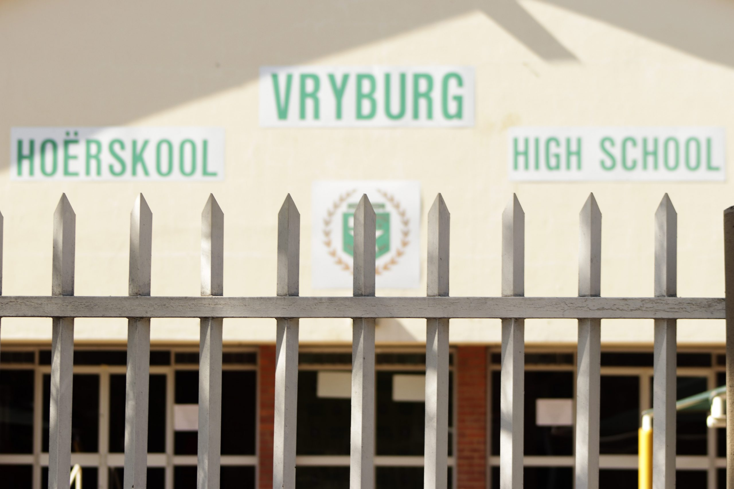19 July 2020: As time moved on, Vryburg High School had to adapt, but it still has had only one black principal in its entire history. (Photograph by Gaoretelelwe Molebalwa)