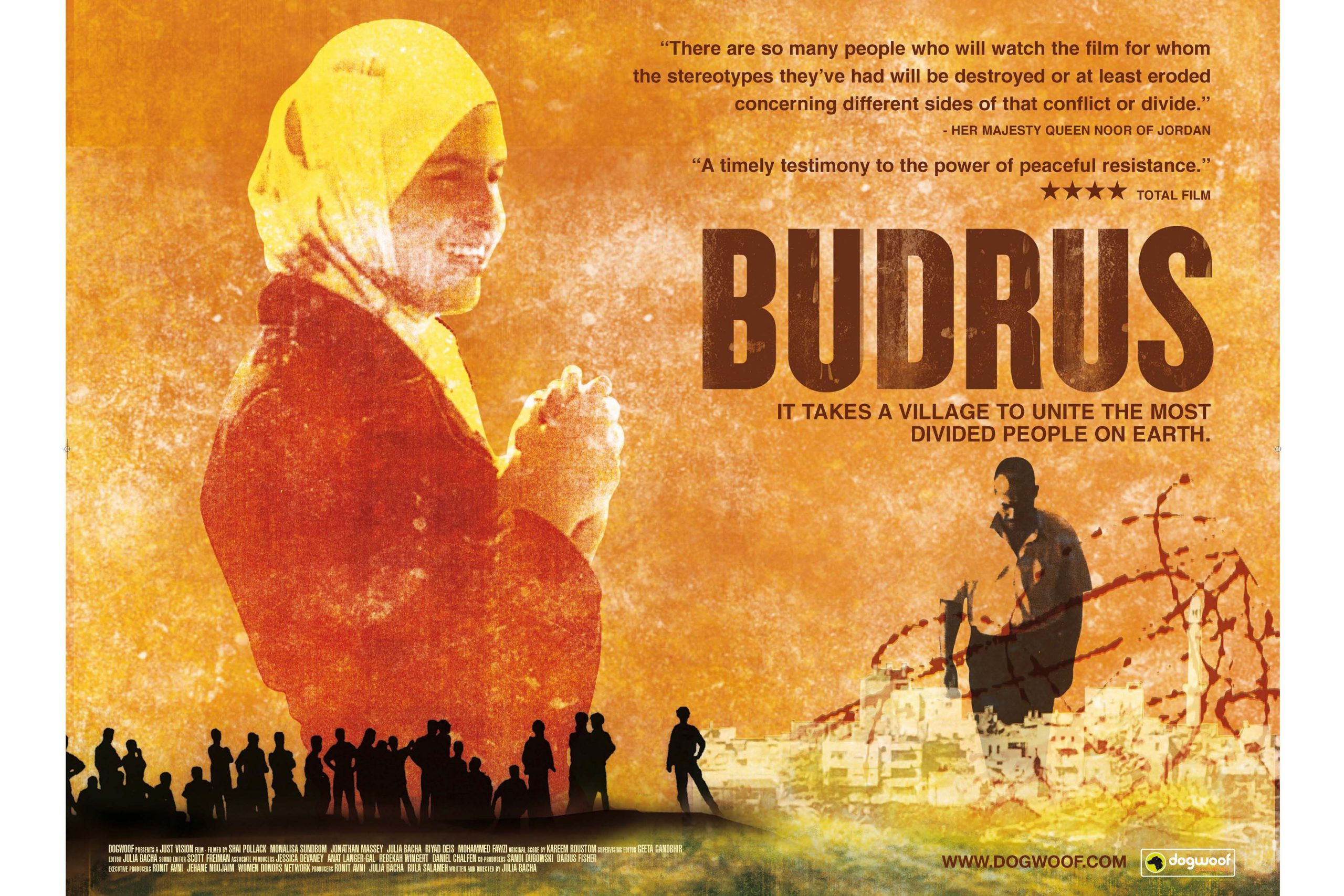 Undated: The award-winning movie Budrus features Iltizam Morrar. (Photograph supplied)