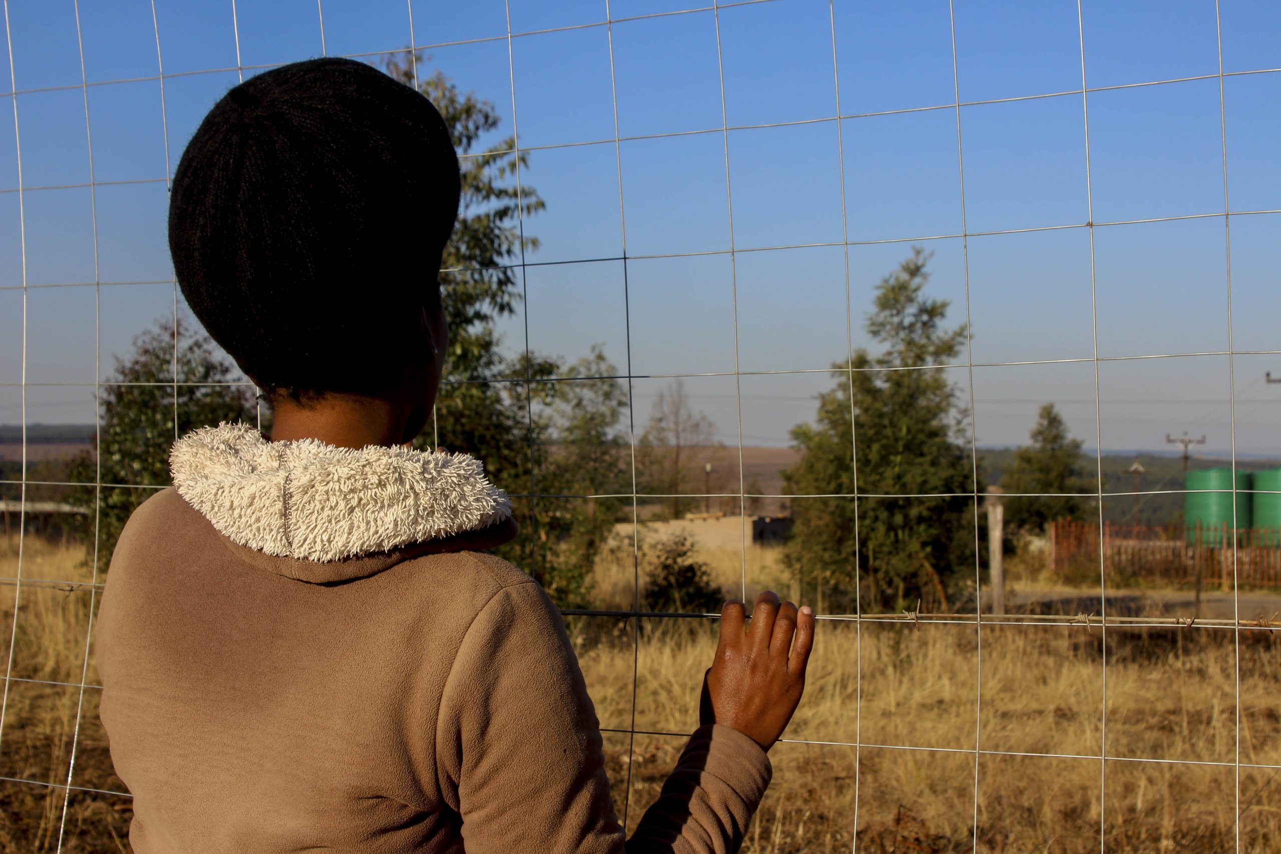 20 June 2020: Zanele Mazibuko (not her real name), 30, recalls how difficult life was during the early stages of the lockdown as police would beat up anyone found on the streets.
