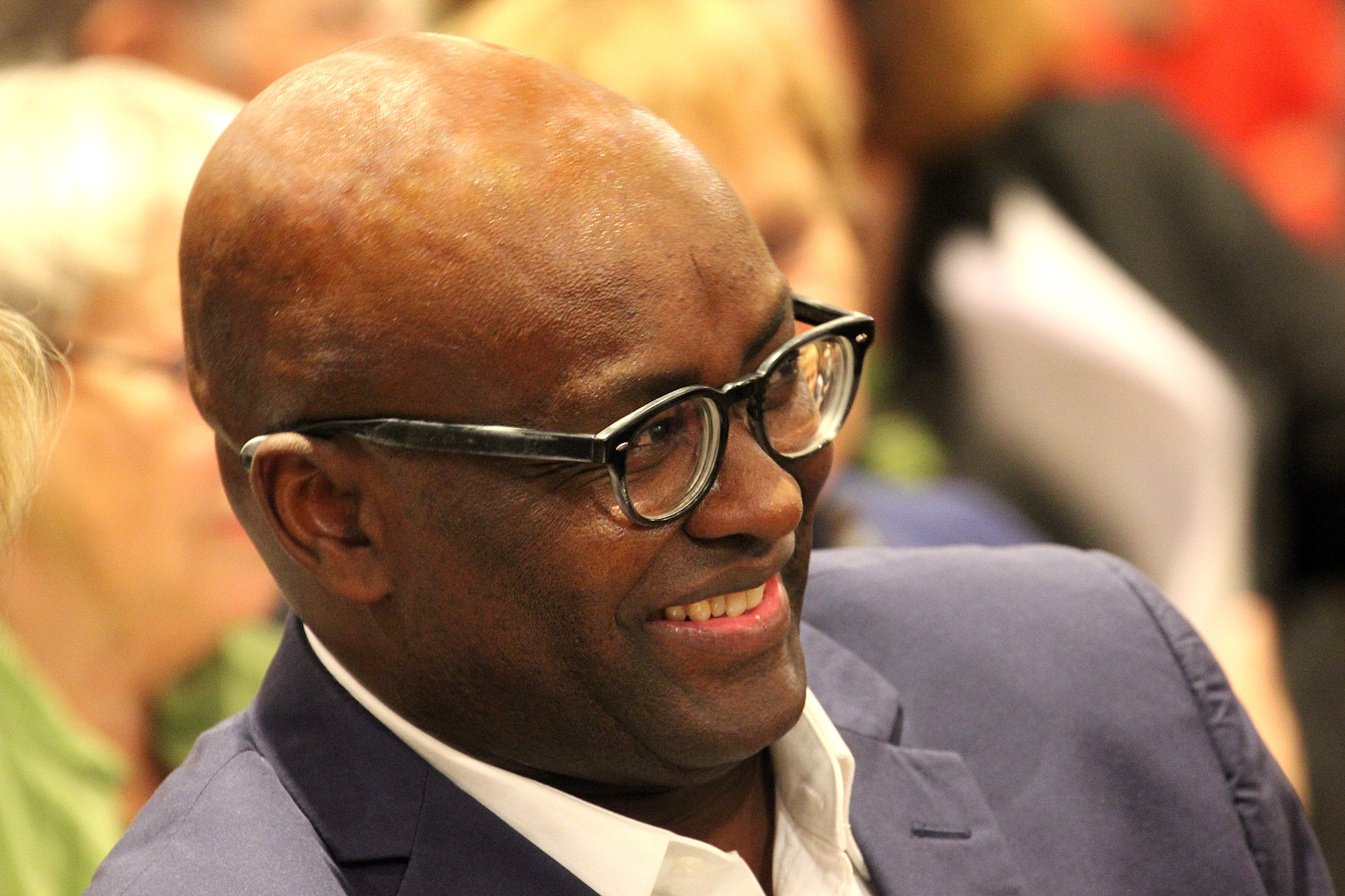 30 November 2015: Achille Mbembe's new book considers ways to confront humanity's greatest contemporary issues. (Photograph by Heike Huslage-Koch/ Wikicommons)