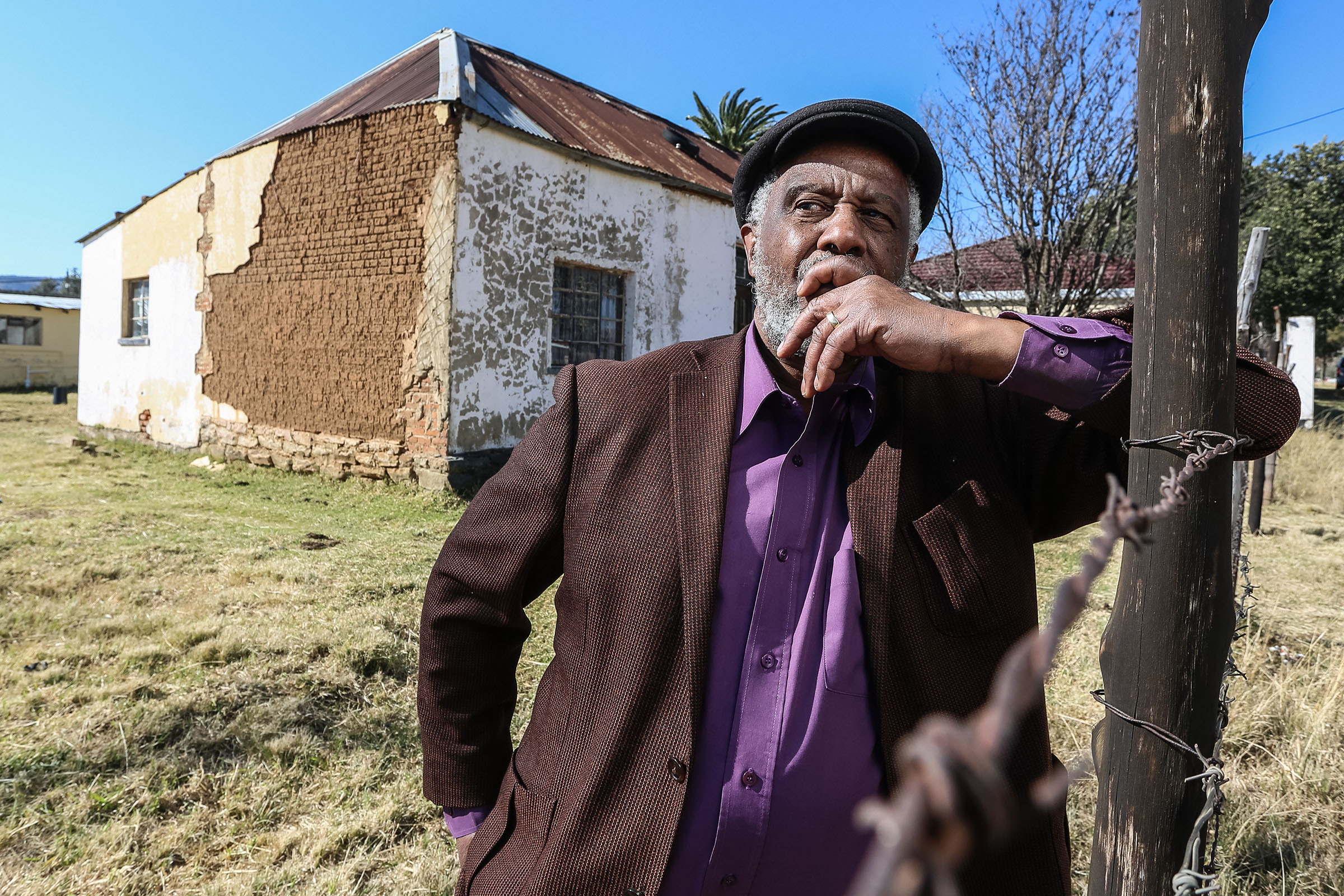17 July 2019: Dumisa Ntsebeza was born in Cala in the Eastern Cape. He was involved in the political struggle against apartheid in the mid-1970s and served time, completing his law degree in prison.