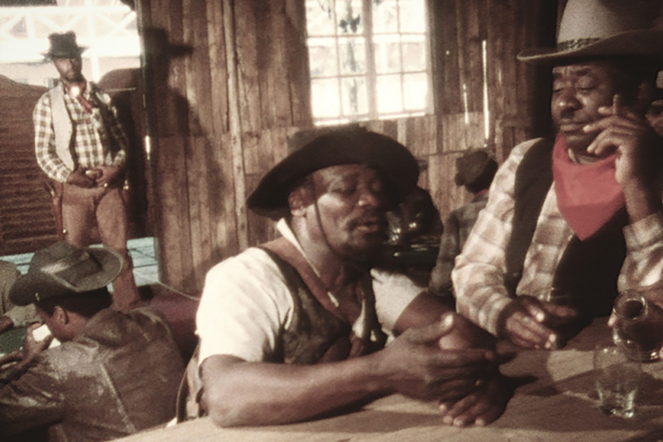 Undated: Umbango was one of hundreds of low-budget films the apartheid government made for black audiences under its B-scheme. (Image supplied)