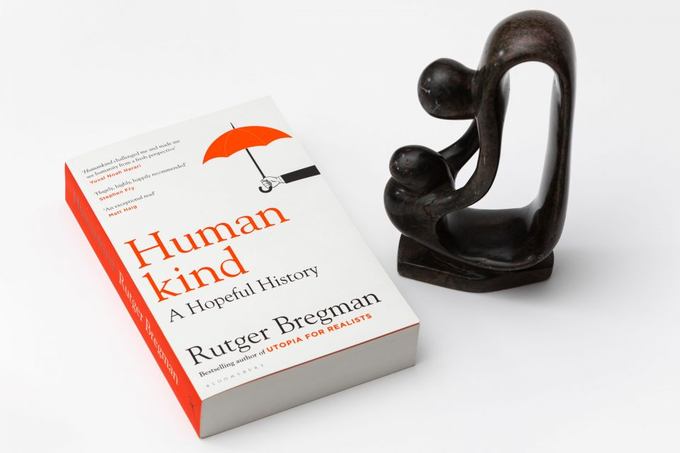 22 September 2020: Rutger Bregman's Humankind proves his refreshing hypothesis that most of our history can give us hope, if we look at it from a balanced perspective. (Photograph by Domenic Gorin/ Infinity Studios)